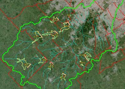 Flood control Matanza Riachuelo basin