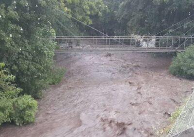 Flood early warning system – Sierras Chicas de Córdoba Pilot Basin