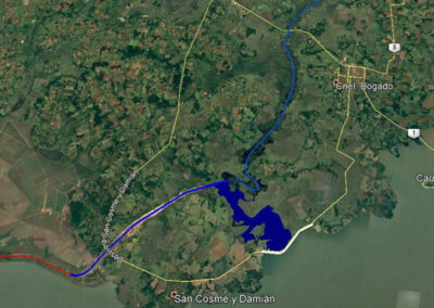 Aguapey dam system – Yacyretá